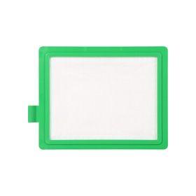 Electrolux micro filter + groen frame